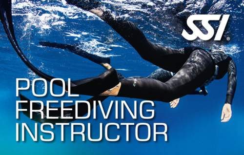 SSI Freediving Pool Instructor