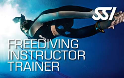 SSI Freediving Instructor Trainer - Mexico