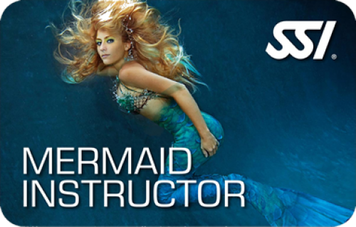 SSI Freediving Mermaid Instructor
