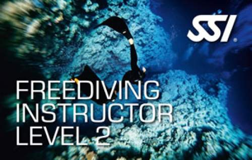 SSI Freediving Instructor Level 2 - Mexico