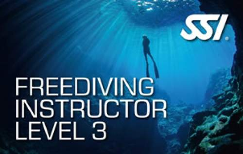 SSI Freediving Instructor Level 3 - Acapulco