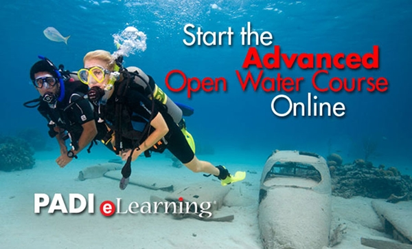 PADI AOW e-Learning