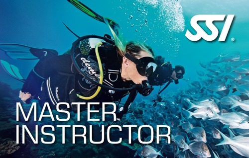 SSI Instructor Training Course Acapulco - Mexico